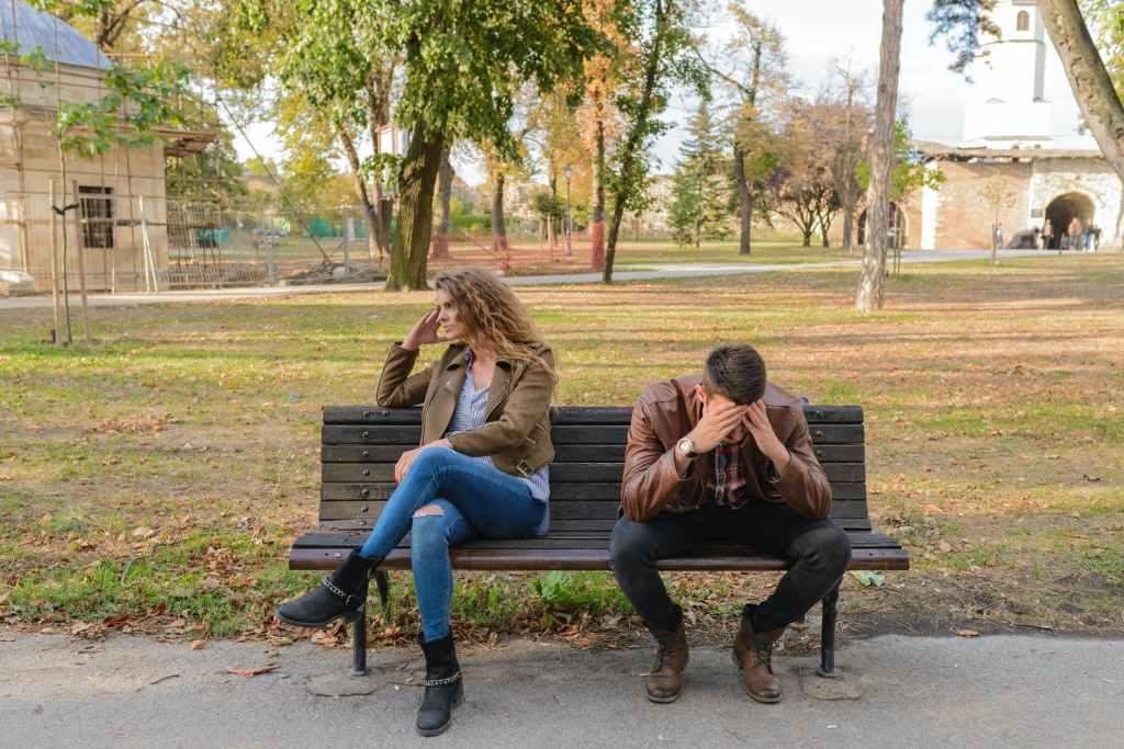 sad relationship.